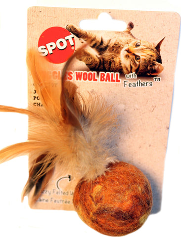 Wuggle Wool Ball-feathers