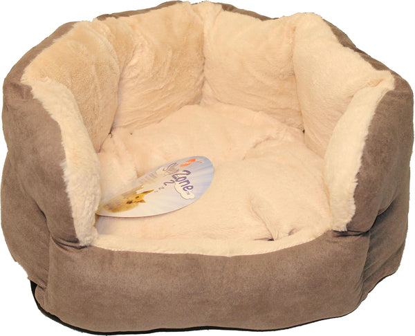 Sleep Zone Reversible Cushion Bed - Wagging Online