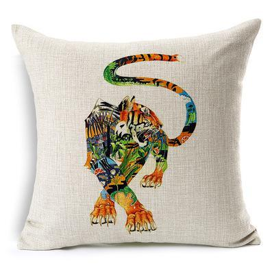 Animal Cushion Cover - Wagging Online