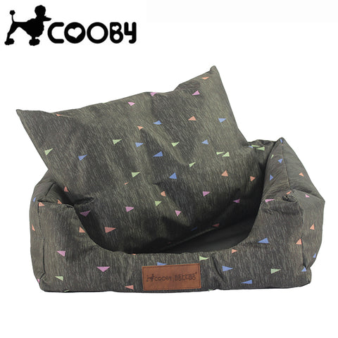 [COOBY]Dog Bed for Large Dogs Bed Mat Pet Products for Dog Supplies for Small Dogs Cat house Bed Guinea Pig Yorkies py0190