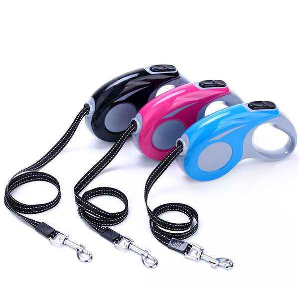 Retractable Leash For Small Dogs / Cats - Wagging Online