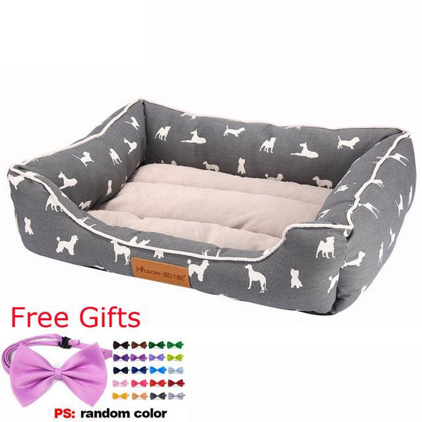 Cotton All Seasons Pet Bed - Wagging Online