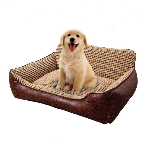 Luxury Vintage Style Dogs Bed - Wagging Online
