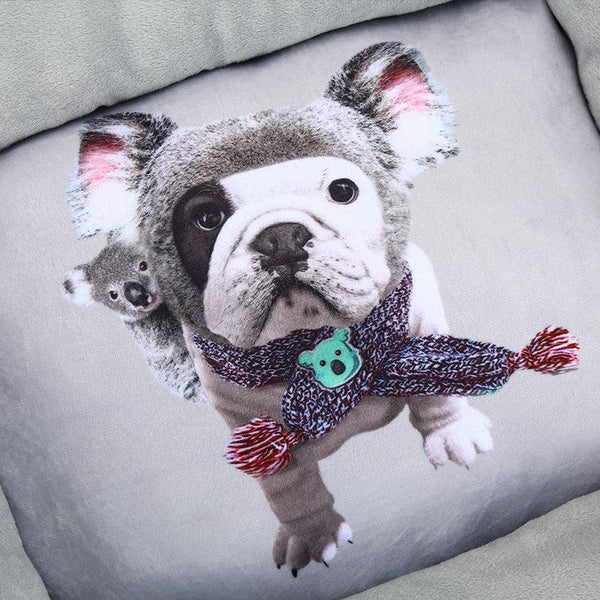 Warm Washable Dogs Bed