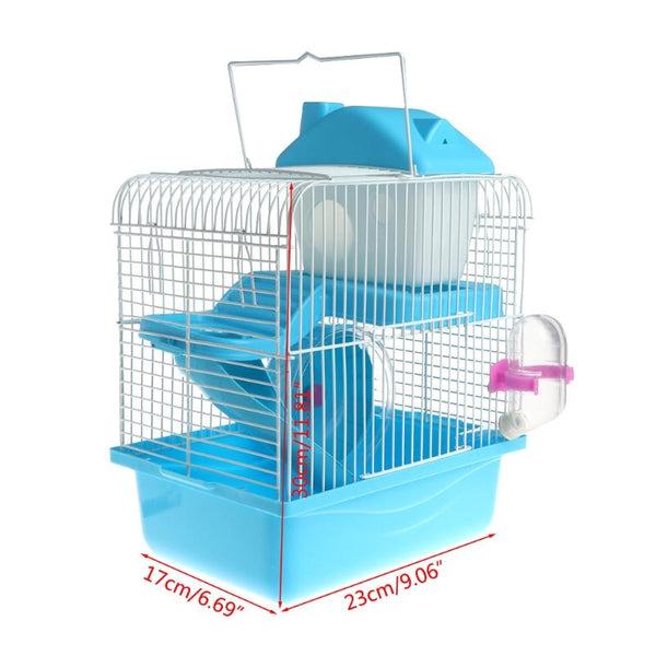 Mouse Cage With Water Bottle