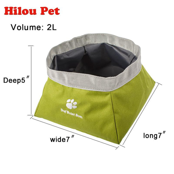 Pet Portable High Capacity Snack Bag - Wagging Online