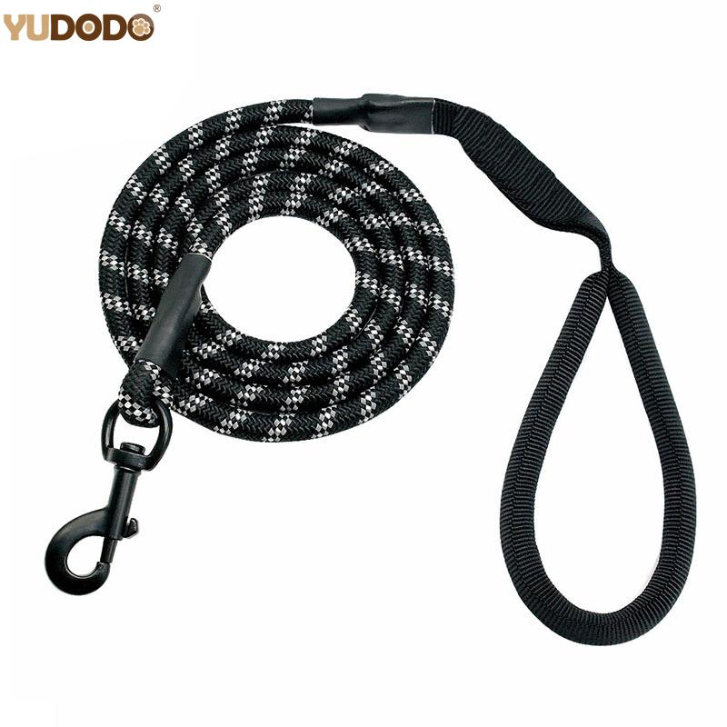 6ft Reflective Dog Safety Leash - Wagging Online