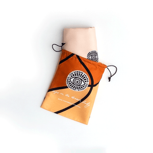Travel towel with matching pouch - The Summer Chaser