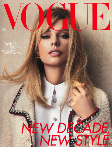 British Vogue, Taylor Swift