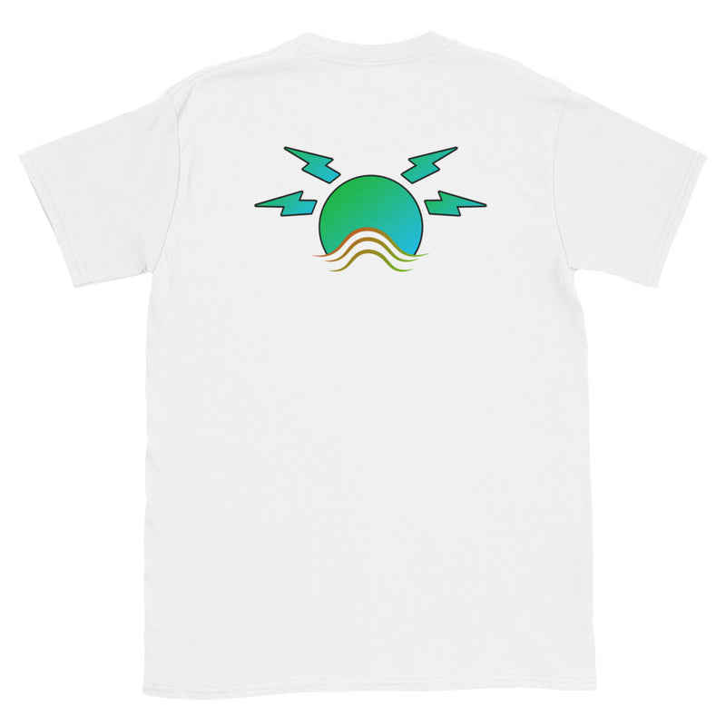 """Los Angeles"" Wave Rider Short Sleeve Tee"