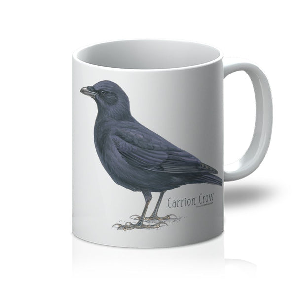 Carrion Crow Mug
