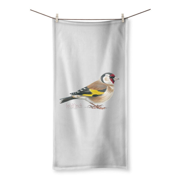 Goldfinch Beach Towel