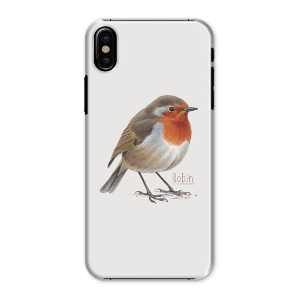 Robin Phone Case