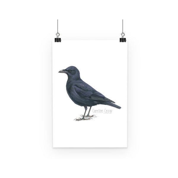 Carrion Crow Poster