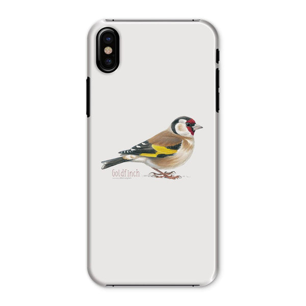 Goldfinch Phone Case