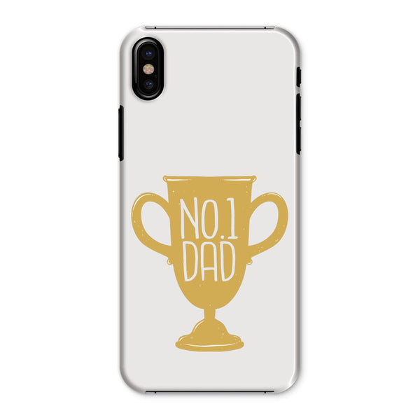 No.1 Dad Phone Case