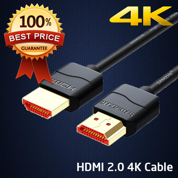 HDMI 2.0 4K Cable