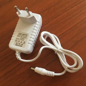Power Adapter, 12V 1A, Type 12VDA1A-W, White