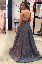 Sparkly Long Strapless Prom Dresses Cheap Evening Party Dress PO329