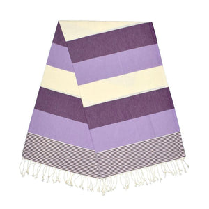 American Lavendar Purple Lilac Turkish Towel