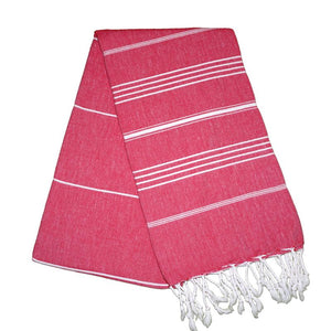 Sultan-Berry-Red-Turkish-Towel-Peshtemal-The-Original-Turkish-Towels-Peshtemals