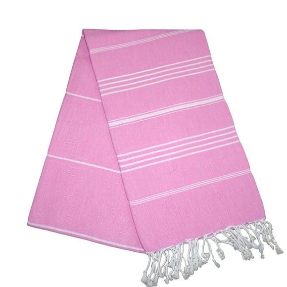 Sultan Dream Pink Turkish Towel