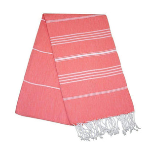 Sultan Mango Orange Turkish Towel