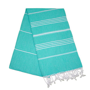 Sultan Mint Green Turkish Towel