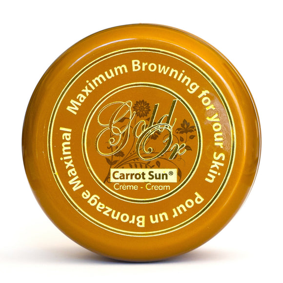 Carrot Sun Gold Tan Accelerator Cream 350Ml