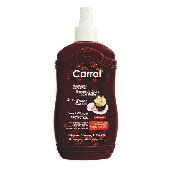 Carrot Sun Cocoa Tan Accelerator Spray 200Ml