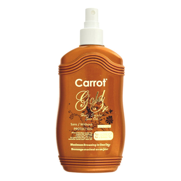 Carrot Sun Gold Tan Accelerator Spray 200Ml