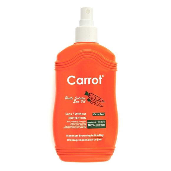 Carrot Sun Original Tan Accelerator Spray 200Ml