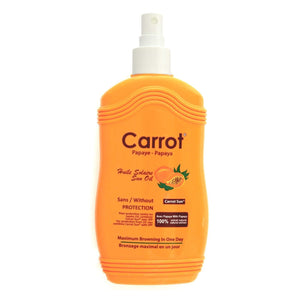 Carrot Sun Papaya Tan Accelerator Spray 200Ml