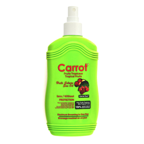 Carrot Sun Tropical Tan Accelerator Spray 200Ml