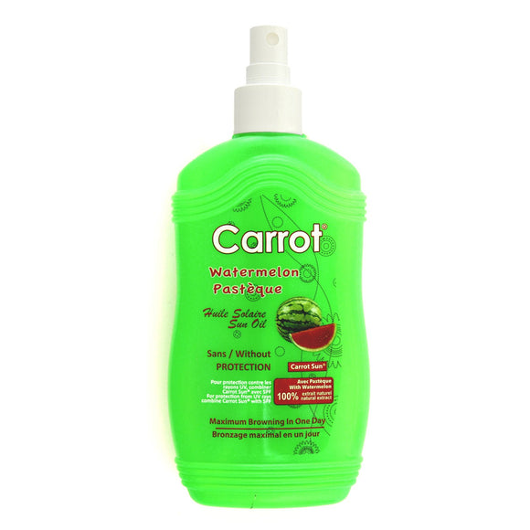 Carrot Sun Watermelon Tan Accelerator Spray 200Ml