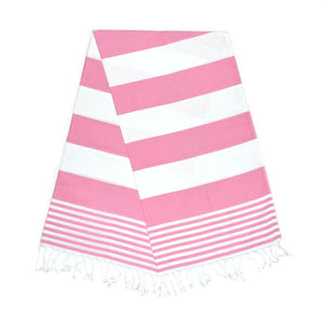 Inka Dream Pink Turkish Towel