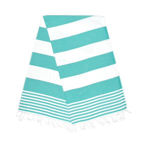 Inka Mint Green Turkish Towel