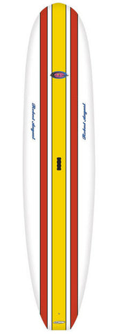 Tabla de Paddle Surf Robert August What I Paddle 11FT 6 INCH Red/ Yellow