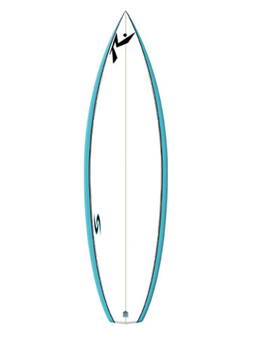 Tabla de Surf Rusty Ultraflx GTR 6FT 0 INCH