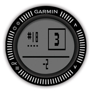 Approach® S2 Black/Red GPS Garmin