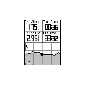 Edge® 500 Black And Silver Garmin