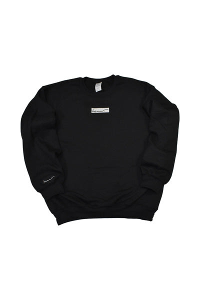 Signature Hammer Apparel Box Logo Crew neck