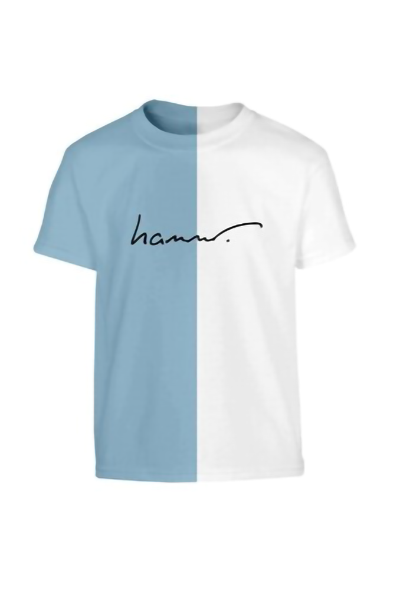 Hammer Apparel Half and half tee