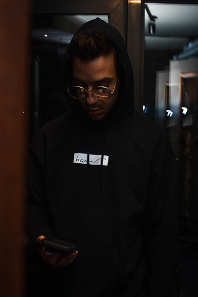 Fall line Limited hoodie