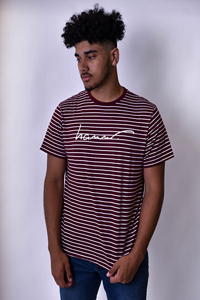 2019 Hammer Apparel Striped tee