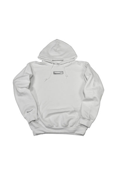 Signature Hammer Apparel box logo sweater no fill