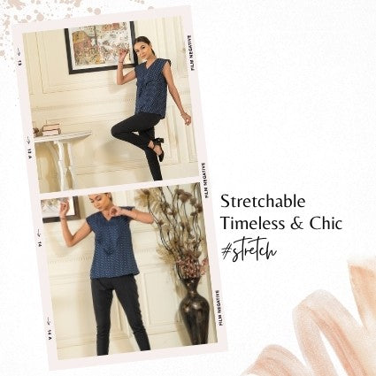 Stretchable Jeggings