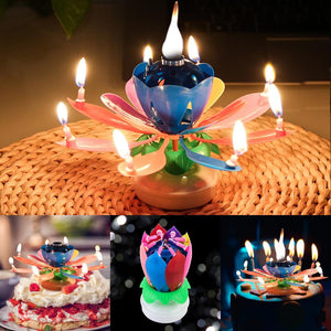 (LAST DAY PROMOTIONS- Save 50% OFF) -Magical Birthday Candle
