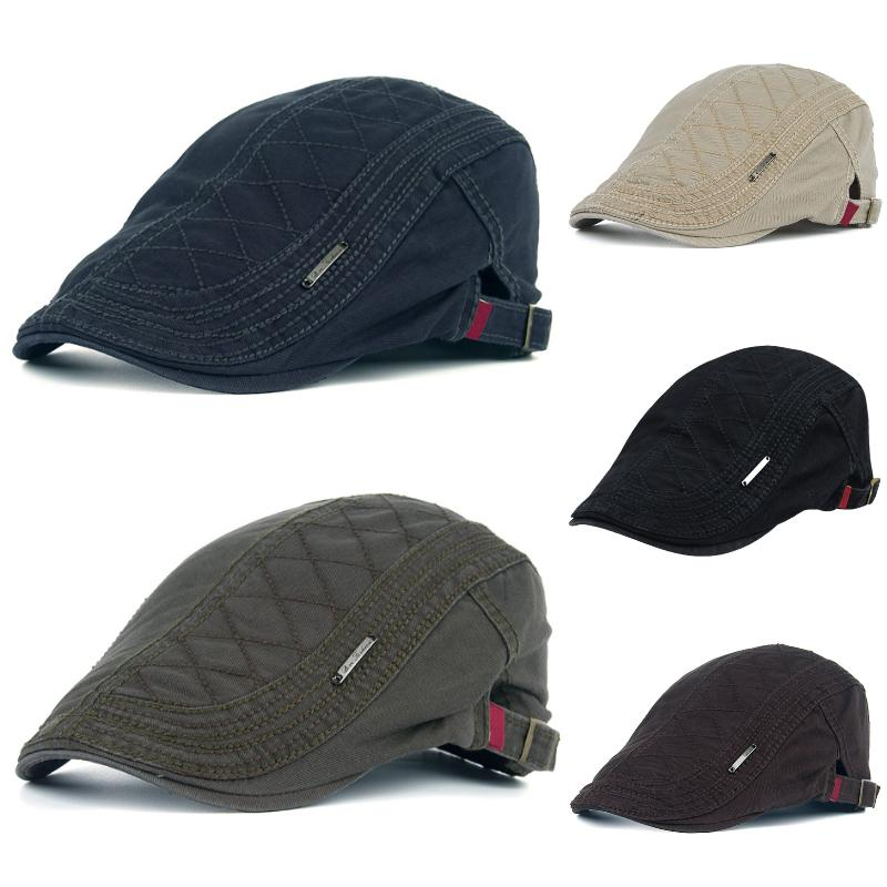 🔥50% OFF Limited Time🔥Mens Vintage Style Flat Cap