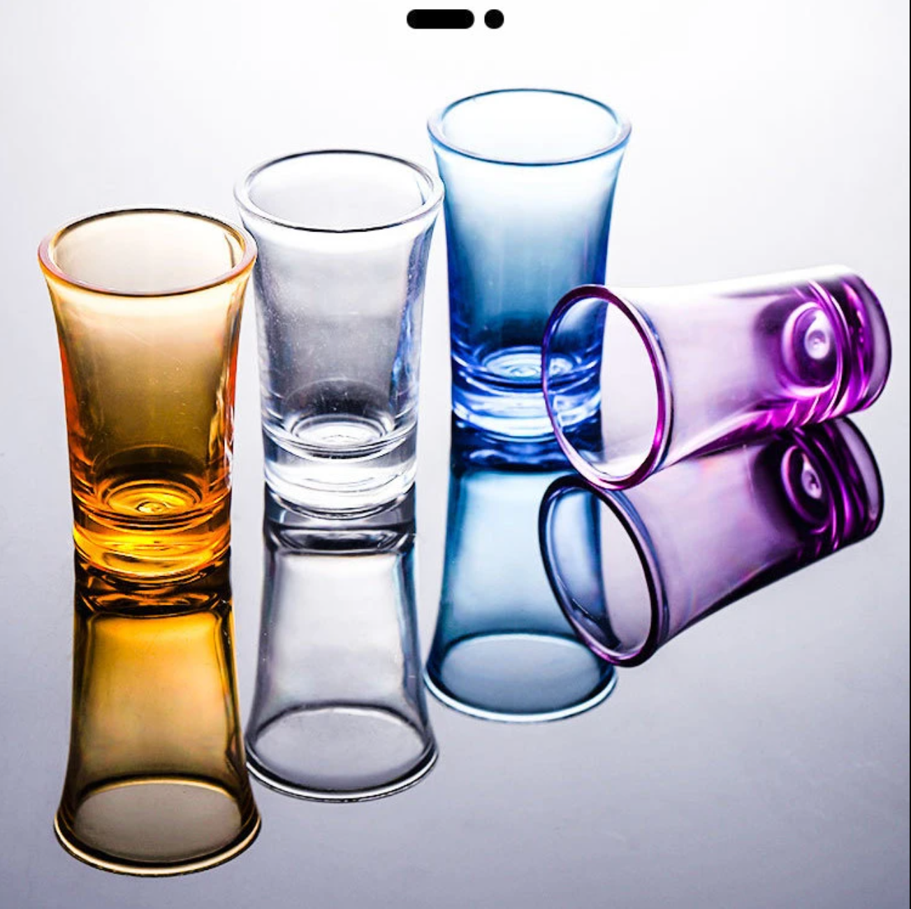 6 Shot Glass Dispenser and Holder!!Get The Party Started Faster!